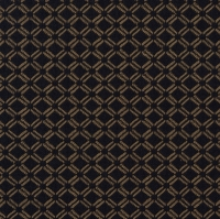 2038 diamond linen black