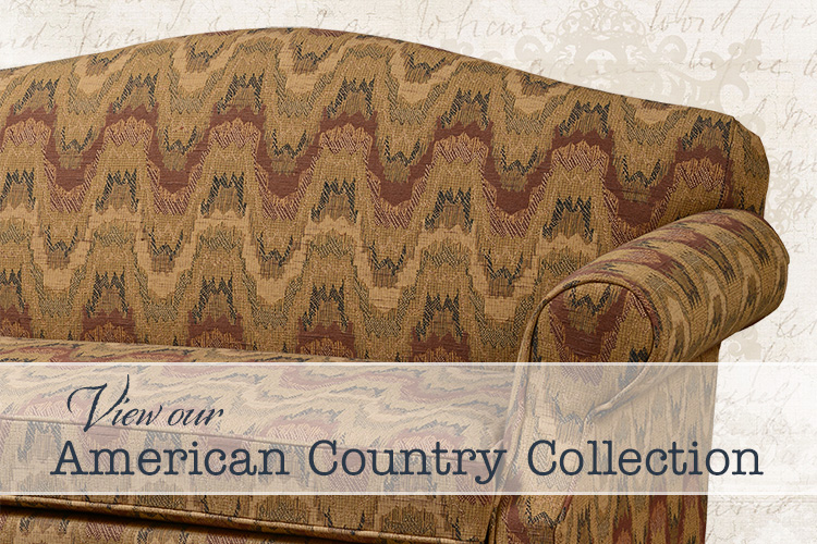 american country furnishings