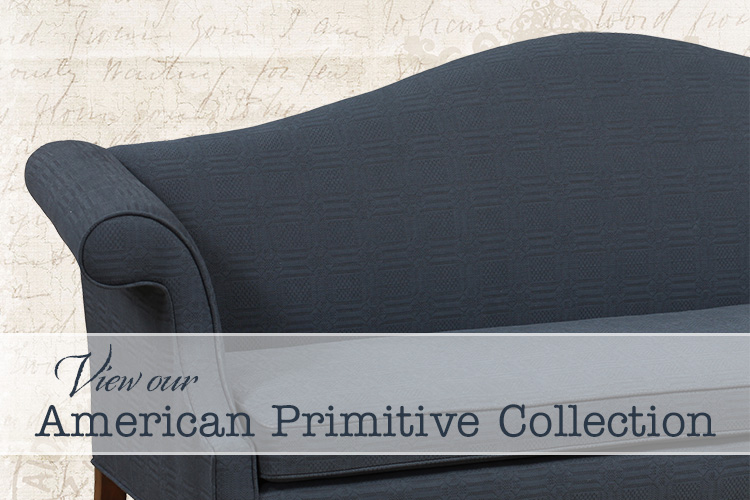 American primitive furnishings