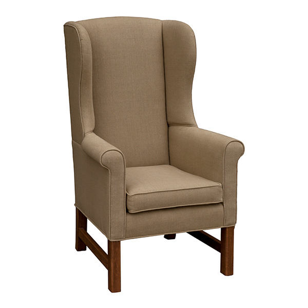 uc-lbc little bit of country chair w/square legs
